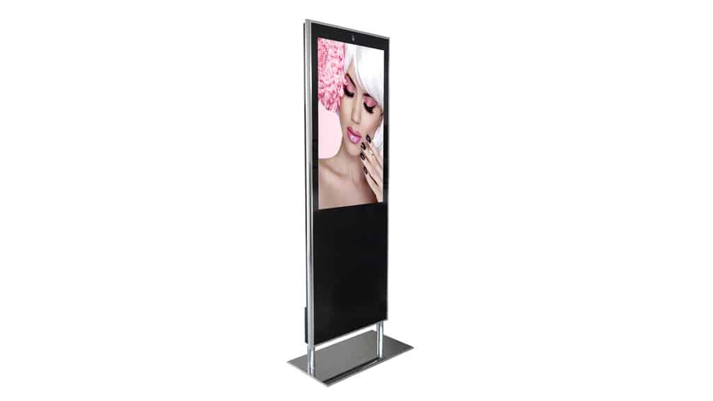 Digital screen advertising