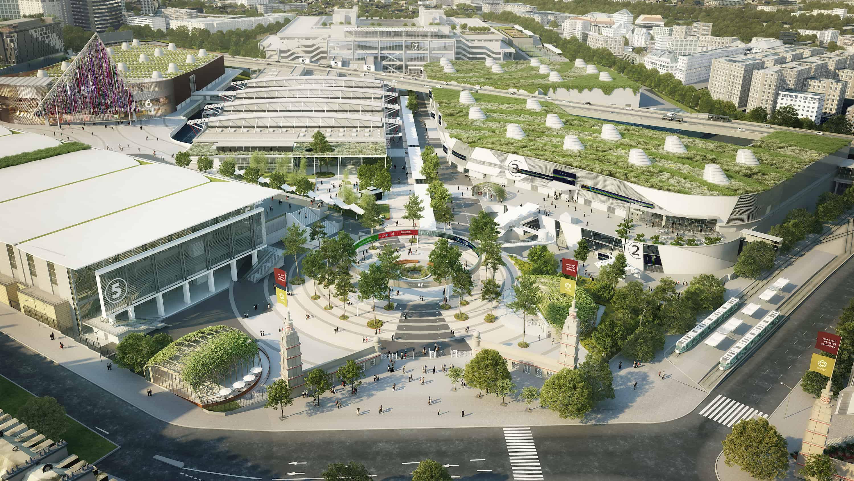 Transports publics the european mobility exhibition gds - Parc exposition porte de versailles ...